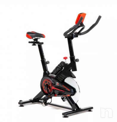 BICI DA SPINNING BIKE YOUR MOVE CARDIO SPINBIKE BICICLETTA CYCLETTE FITNESS foto-21830
