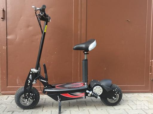 Monopattino E-Scooter 2000w 45km/H Nuovo foto-21834