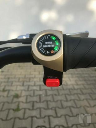 Monopattino E-Scooter 2000w 45km/H Nuovo foto-42923
