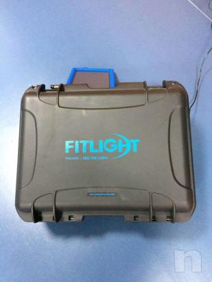 FitLight Trainer kit 8-light system usato pochissime volte foto-42925
