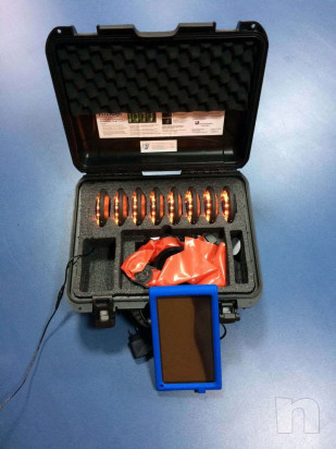 FitLight Trainer kit 8-light system usato pochissime volte foto-21836