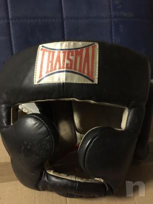 Caschetto da boxe foto-21874