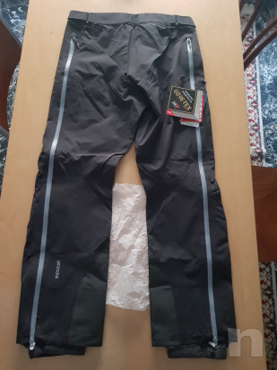 Haglofs SPITZ Pantaloni Gore-Tex Guscio, taglia L foto-21903