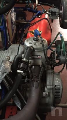 Kart Praga 125 motore kz10 anno2014  foto-3738
