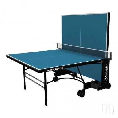 Tavolo ping-pong Garlando Master Indoor foto-3740