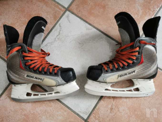 Pattini hockey Bauer vapor  foto-22006