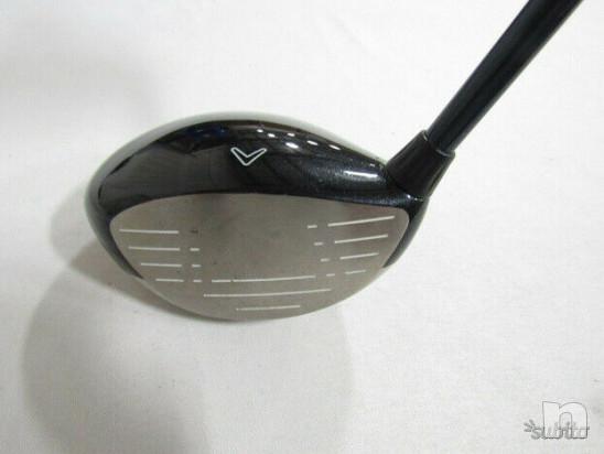 golf legno 3 callaway erc pari al nuovo con cover  foto-43323