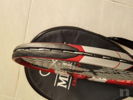 Racchetta tennis MILLER CARBON SERIES foto-43421