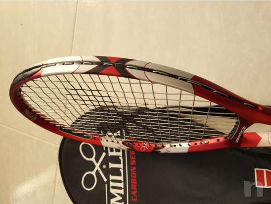 Racchetta tennis MILLER CARBON SERIES foto-43419