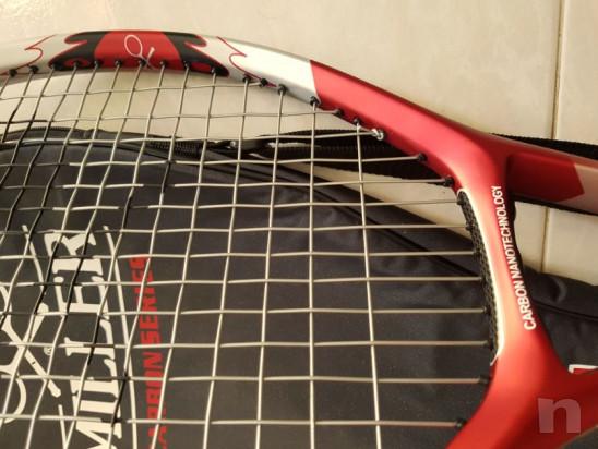 Racchetta tennis MILLER CARBON SERIES foto-43422