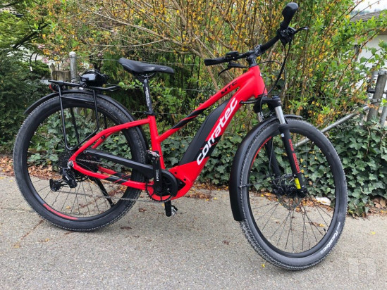 Corratec E-Power MTC CX5 MTB , 25 km / h foto-43424