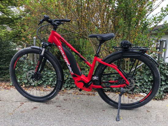 Corratec E-Power MTC CX5 MTB , 25 km / h foto-22094