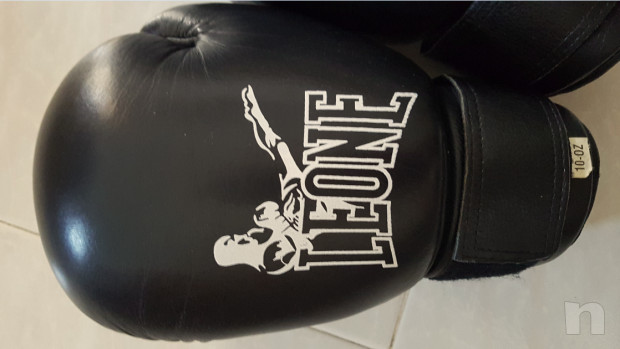 Guantoni Kick-Boxing LEONE 10 OZ foto-43429