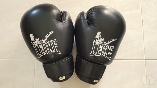 Guantoni Kick-Boxing LEONE 10 OZ foto-22095