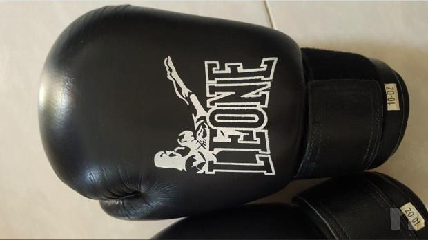 Guantoni Kick-Boxing LEONE 10 OZ foto-43430