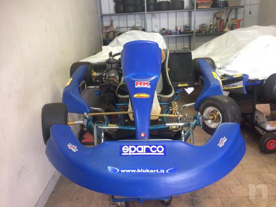 Kart 100 Gold motore Power foto-43565