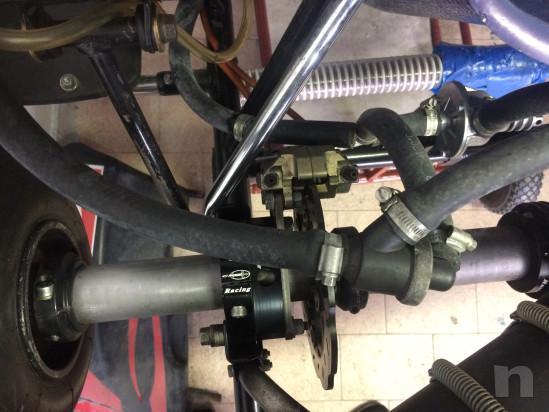 Kart CRG ROAD REBEL Motore Maxter foto-43567