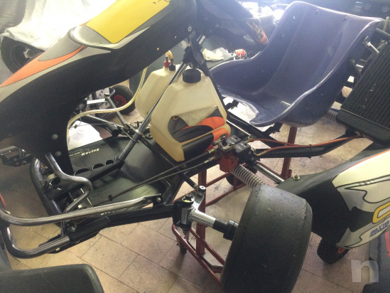 Kart CRG ROAD REBEL Motore Maxter foto-43568