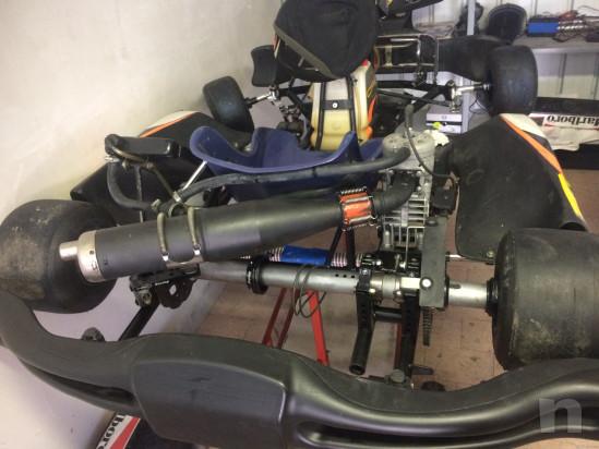 Kart CRG ROAD REBEL Motore Maxter foto-43569