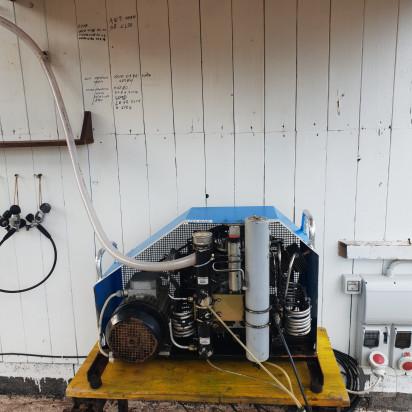 Vendesi compressori Bauer e Coltri foto-22179