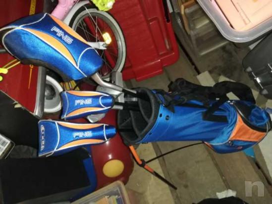 Set golf mazze foto-43670