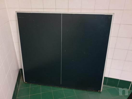 Tavolo da ping-pong indoor usato foto-43695