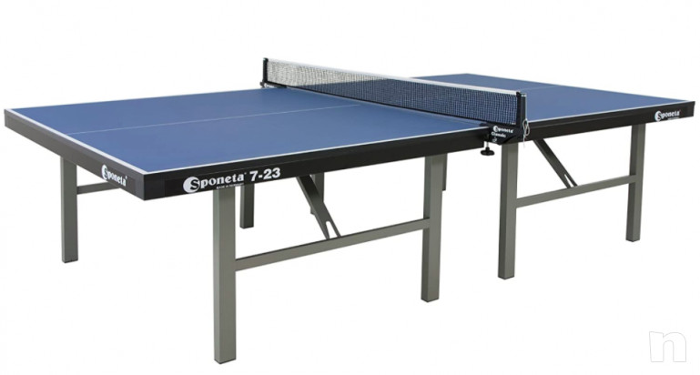 Tavolo da ping-pong indoor usato foto-22237