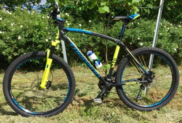 Bicicletta Mtb Torpado Saturn foto-43740