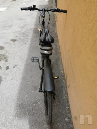 BICI ADRIATICA (ITALY) IBRIDA NERO OPACO  foto-43827