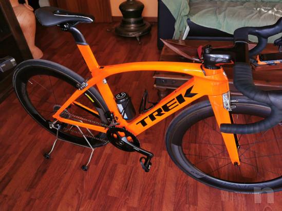 Bici corsa trek foto-43857