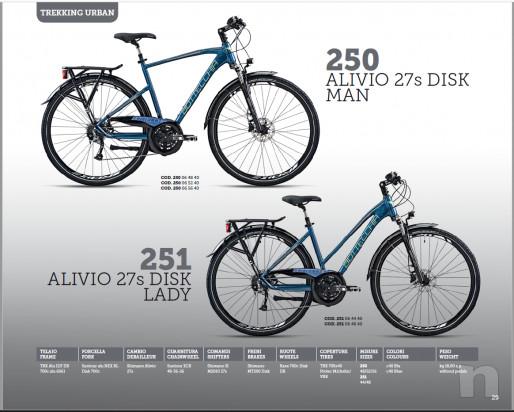 Bici NUOVA Bottecchia 250 Alivio 27s Uomo - Telaio 52 foto-43881