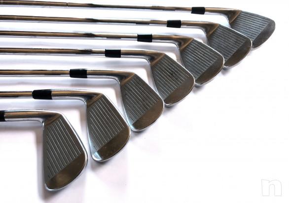 Set ferri golf Mizuno MX 300 acciaio 4-PW Regular Nippon N.S. PRO 950 foto-43884