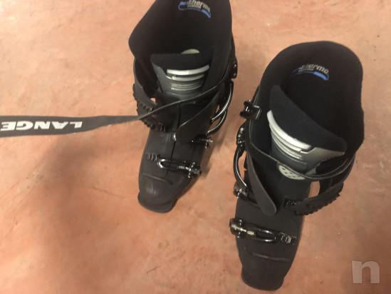 3 paia di scarpe da sci foto-22339