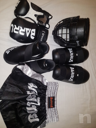 Attrezzatura kickboxing foto-22352