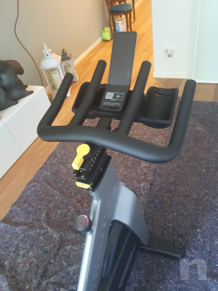 Spin bike Technogym group cycle connect foto-43978