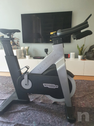 Spin bike Technogym group cycle connect foto-22370