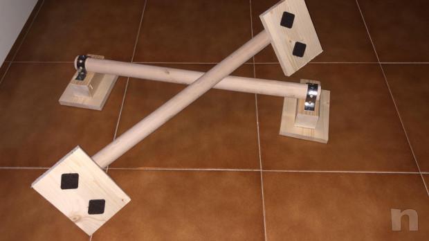 Parallele basse in legno  foto-22372