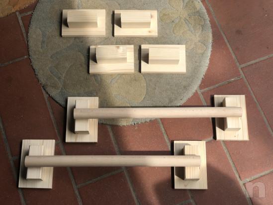 Parallele basse in legno  foto-43984