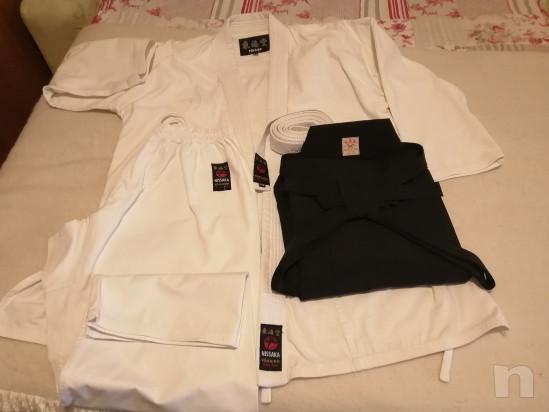 vendo kimono e hakama originali giapponesi come nuovi foto-22376