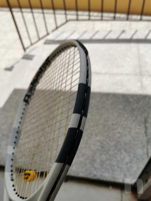 Racchetta tennis Babolat pure strike 16/19 foto-44043