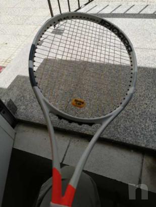 Racchetta tennis Babolat pure strike 16/19 foto-44044