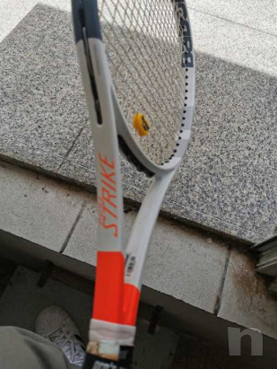 Racchetta tennis Babolat pure strike 16/19 foto-22402