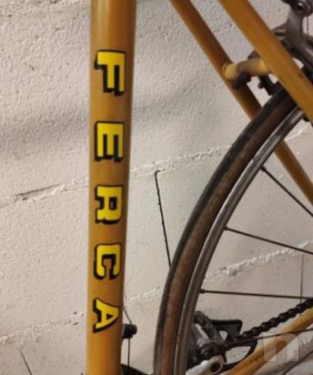 Bicicletta d'epoca da corsa foto-44192
