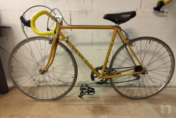 Bicicletta d'epoca da corsa foto-22469