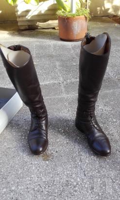Stivali equitazione Tattini foto-44223