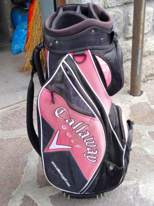 Sacca da golf usata foto-22485