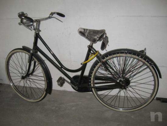Bicicletta d'epoca BIANCHI del 1949 foto-22504