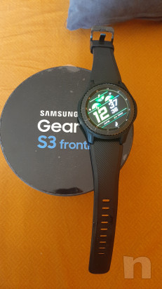 Cardiofrequenzimetro Samsung gear s3 frontier  foto-22531