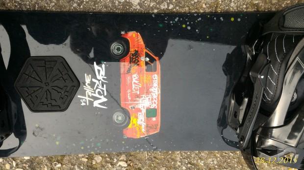 Attrezzatura snowboard foto-3857