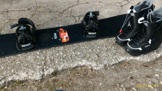 Attrezzatura snowboard foto-2255